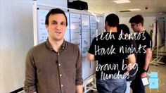 What it's like working at Skimlinks #StartupSelfie