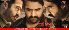 JAI LAVA KUSA REVIEW, RATING - Young Tiger NTR Film
