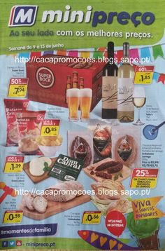 Promoções Minipreço - Antevisão Folheto 9 a 15 junho - http://parapoupar.com/promocoes-minipreco-antevisao-folheto-9-a-15-junho/