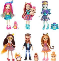 Fox Coloring Page, Furry Tails, Best Amazon Deals, Fox Ears, Coupon Queen, New Dolls, Soft Hair, Colourful Outfits, Cute Dolls