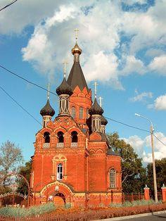 Grobovskaja Erlöserkirche in Brjansk