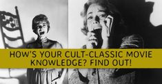 Can You Identify These Cult Movie Classics?