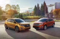 First Look: 2015 Ford Edge | Driving
