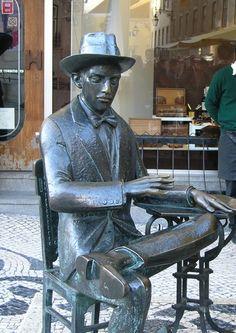 Fernando Pessoa, poète portugais (1888-1935)