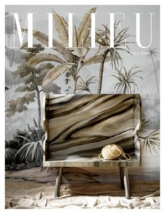 Shop the pages of MILIEU with direct links to the furnishings, objects and accessories our editors' feature in each issue | MILIEU Fall 2020 Cover