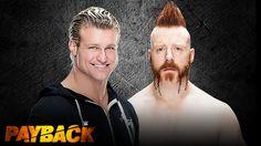WWE Payback 2015 - Dolph Ziggler vs. Sheamus #WWE #WorldWrestlingEntertainment #WWEPayback #WWEPayback2015 #2015 #DolphZiggler #Sheamus #DolphZigglervsSheamus