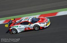GT Open em Silverstone - Ferrari Portugal