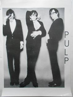 PULP Jarvis Cocker Vintage 1990's 35 x 25 Inch Large Size Black And White POSTER: Amazon.co.uk: Kitchen & Home Eeny Meeny Miny Moe, 1990s Music, Jarvis Cocker, Black And White Posters, Common People, Britpop, Music People, Post Punk, David Bowie