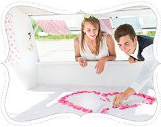 de klikmobiel: huwelijks-shoot