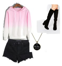 """""""What do you think?"""" by shana-marie-timm on Polyvore featuring T By Alexander Wang and Faith"""