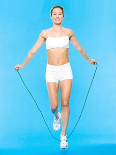 7 Moves for Jiggle-Free Arms, done 3x a week will tone in less than 1 month supposedly! Worth a try