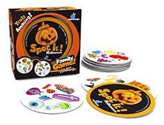 Spot it! Halloween Card Game