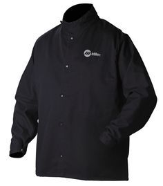 Miller Welding Jacket - Classic Cloth 244749 Medium $20.80