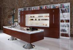Diseos de cocinas modernas que impactan