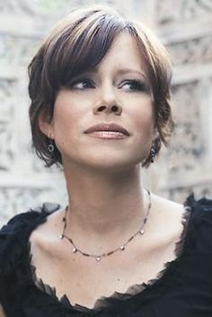 the awesome Sara Groves--one of the first contemporary Christian singers I listened to, and she proves to still be one of my favorites. What a gift she is!