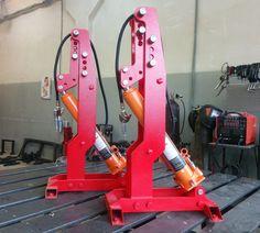 Трубогибы BigBender Mk2 / BigBender Mk2 tube benders
