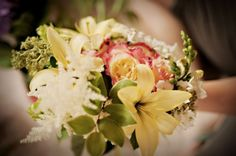 Garden Wedding Flowers: What to Avoid for Outdoor Weddings