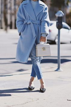 Blue Max Mara Weeken