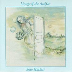 "Steve Hackett ""Voyage of the Acolyte"""