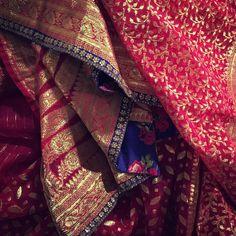 Benaras  For purchases email me at  designerayushkejriwal@hotmail.com or what's app me on 00447840384707  We ship WORLDWIDE. #sarees#saris#indianclothes#womenwear #anarkalis #lengha #ethnicwear #fashion #ayushkejriwal#Bollywood #vogue #indiandesigners #handmade #britishasianfashion #instalove #desibride #bollywoodfashion #aashniandco #perniaspopupshop #style #indianbeauty #classy #instafashion #lakmefashionweek #indiancouture #londonshopping #bridal #allthingsbridal #statementpieces…