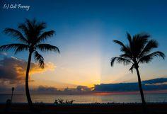 March 16, 2011 West Palm Beach, FL  Beautiful tropical sunrise!
