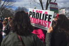 Apparently, Being Pro-Life Means I Can't Possibly Be A Feminist