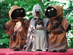 My Denizens of the Empire dolls.