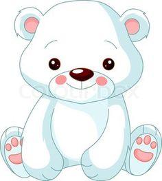 Vector of 'Fun zoo Polar Bear'