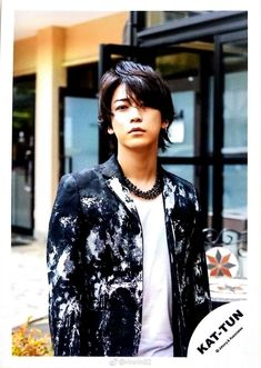 Akanishi Jin, Japanese Men, It Cast, Bomber Jacket, Photoshoot, Actors, Celebrities, Beauty, Idol