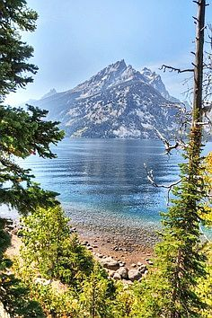 Grand Teton National #Park, #Wyoming