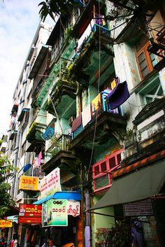 http://www.greeneratravel.com/ Yangon, Myanmar