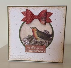 Jackies Craft Creations: The Magic of Christmas from Craftwork Cards