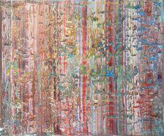 Ölmalerei - Abstract oil painting - RM 812 - 16 - ein Designerstück von RMocellin bei DaWanda