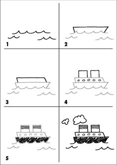 Desenhos fáceis de desenhar - passo a passo