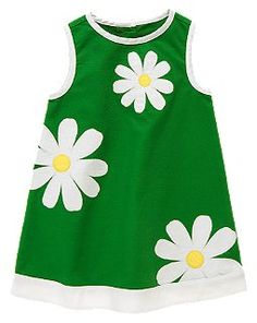 I'm in love with this little spring dress