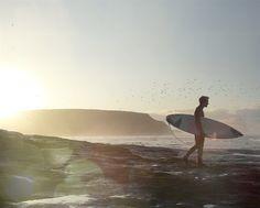 Surfers by Ryan Edy