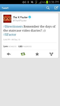 The X Factor UK just tweeted this.....Waterworks :*)