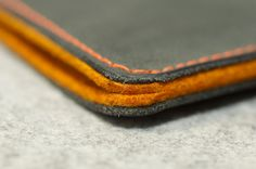 Sony Xperia Z1 Leather Sleeve / Cover  CONCRETE von filzstueck, $57.00 | Sony Xperia Z1 Leather Sleeve | CONCRETE | http://etsy.me/1hwEGLg | #SonyXperiaZ1 #XperiaZ1Sleeve #XperiaZ1Cover #XperiaZ1Portel #XperiaZ1