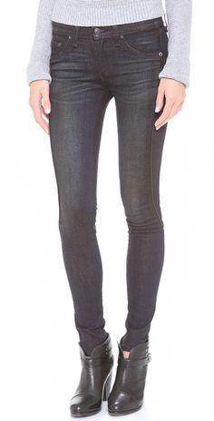 LOVE these bomber legging jeans