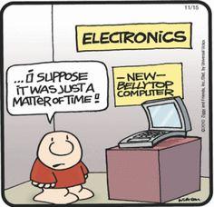 Ziggy Cartoon Quotes   Belly up!