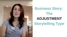 Use the adjustment story in your marketing - a business storytelling type that can help convert leads into clients. Marketing Communications, Content Marketing Strategy, Business Storytelling, Storytelling Techniques, Business Stories, Public Relations, Type, Blogging