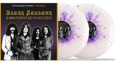 Black Sabbath Sabotage In Concert Hand Numbered 10 Inch Double Albu In 2020 Black Sabbath Concert Album