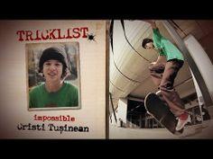 Tricklist : Impossible - Cristi Tusinean