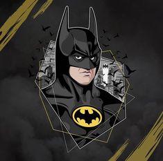 Michael Keaton Batman, Batman Universe, Dark Knight, Dark Side, Detective, Dc Comics, The Darkest, Bears, Superhero