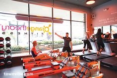 Kicking it up a notch in the quest for flat abs at Orange Theory