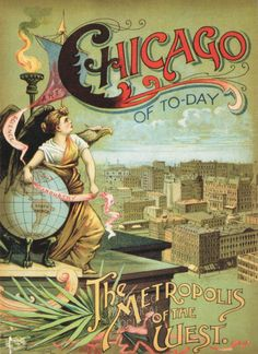 Where the Future Came From: A Trip Through the 1893 Chicago World's Fair