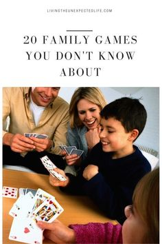 20 Family Games You Don't Know About Indoor Activities For Kids, Games For Kids, Fun Activities, Fun Games, Family Game Night, Family Games, Family Family, Challenge Games, Funny Kids