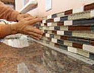 How to Remove and Replace a Glass Tile Backsplash