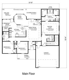 Open Floor additionally 558868634989351758 besides Floor Plans additionally House Floor Plans moreover House Plans. on spacious ranch house plans