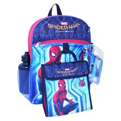 Pay Less. Spiderman BackpackKids ... d8096b1101bfe